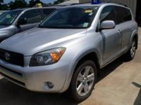 2007 TOYOTA RAV4 SUV 2WD 4dr 4-cyl Sport Our Location