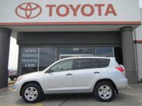 TOYOTA CERTIFIED RAV-4, JUST TRADED, 4WD, BOUGHT NEW