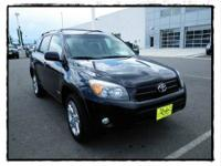 New Arrival. 4 Wheel Drive!!! This Black Toyota