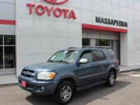 Bl 2007 Toyota Sequoia Limited 4WD 5-Speed Automatic