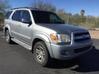 CARFAX ONE OWNER! Sequoia Limited, 4D Sport Utility,