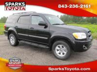 2007 Toyota Sequoia SR5 For Sale.Features:Traction