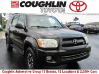 Recent Arrival! Clean CARFAX. This 2007 Toyota Sequoia