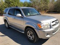 Silver Sky Metallic 2007 Toyota Sequoia SR5 RWD 5-Speed