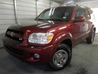 Exterior Color: red, Body: Sport Utility, Engine: 4.7L