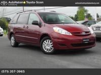 2007 Toyota Sienna Our Location is: AutoNation Toyota