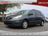 2007 Toyota Sienna LE 7 Passenger, *** FLORIDA OWNED