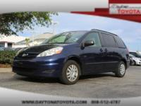 2007 Toyota Sienna LE, *** SIDE AIRBAGS *** ROOF RACK