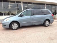 Exterior Color: blue, Body: Minivan, Engine: Gas V6