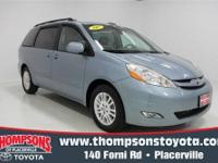 Roomy, comfortable and well-built, the 2007 Toyota