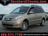 We are happy to offer you this 2007 Toyota Sienna