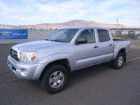 2007 Toyota Tacoma 4x2 Double-Cab 127.8 in. WB