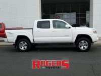 This 2007 Toyota Tacoma has a V6, 4.0L high output