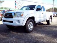 2007 Toyota Tacoma Access Cab, 4x4, 4.0 V6 Auto,
