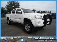 Options Included: Trd Off-Road Pkg #1 -Inc: Chrome