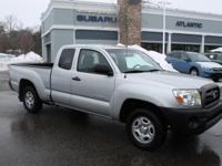 Exterior Color: silver streak mica, Body: Extended Cab