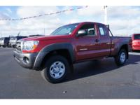 Exterior Color: impulse red pearl, Body: Access Cab,