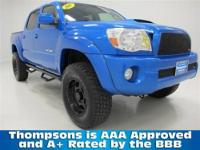 ONE OWNER!.........2007 Toyota Tacoma Double Cab SR5