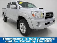 CarFax ONE OWNER...............2007 Toyota Tacoma