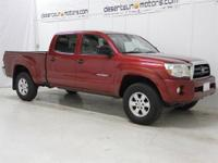 Check out this 2007 Toyota Tacoma with only 86653