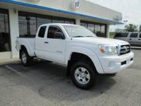 2007 Toyota Tacoma SR8 4x4 extended cab, V6, 5-speed