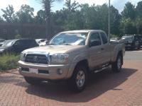 This 2007 Toyota Tacoma PreRunner is offered