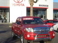 2007 Toyota Tacoma PreRunner TRD OFF ROAD One Owner Stk