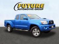Check out this 2007 Toyota Tacoma PreRunner. Its Manual
