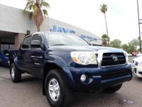 Options:  2007 Toyota Tacoma Double V6 At