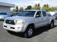 Options:  2007 Toyota Tacoma 2Wd 141 V6 At