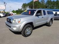 Exterior Color: silver, Body: PreRunner V6 4dr Access
