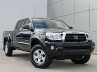 Clean, Toyota Certified, LOW MILES - 46,591! Black Sand