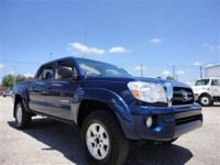 This 2007 Toyota Tacoma Prerunner features a 4.0L V6 FI