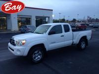 This impressive example of a 2007 Toyota Tacoma is