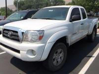 Look at this 2007 Toyota Tacoma SR5. Its Automatic