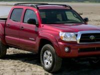 Options:  2007 Toyota Tacoma|Silver/|V6 4.0L |109076