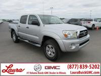 1-Owner New Vehicle Trade! 4.0 V6 Double Cab 4x4.