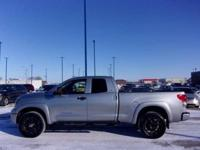 This 2007 Toyota Tundra 4X2 is beautiful with black