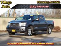 Immaculate two owner truck!! Accident Free AutoCheck!!