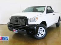 Exterior Color: white, Body: Regular Cab Pickup,