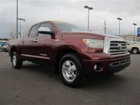 ** 2007 Toyota Tundra LTD ** CARFAX: Buy Back