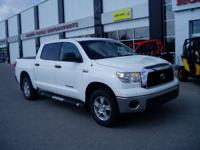 2007 Toyota Tundra Crew Cab SR5 4x4 Clean and Roomy!!