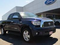 Tundra Limited Double Cab 4WD with Leather and