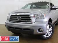 2007 Toyota Tundra Limited Crew Max 4x4 with only 95000