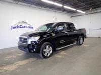 Options:  2007 Toyota Tundra Limited|Limited 4Dr