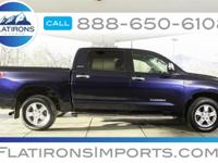 Flatirons Imports is offering this 2007 Toyota Tundra