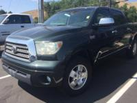 Look at this 2007 Toyota Tundra LTD. Its Automatic