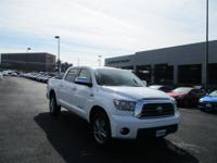 Tried-and-true, this Used 2007 Toyota Tundra LTD lets