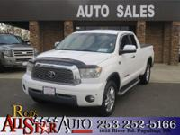 Options:  2007 Toyota Tundra Ltd 4Wd|The Carfax Buy
