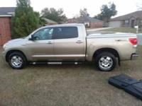 2007 Toyota Tundra Limited Truck This 2007 Toyota